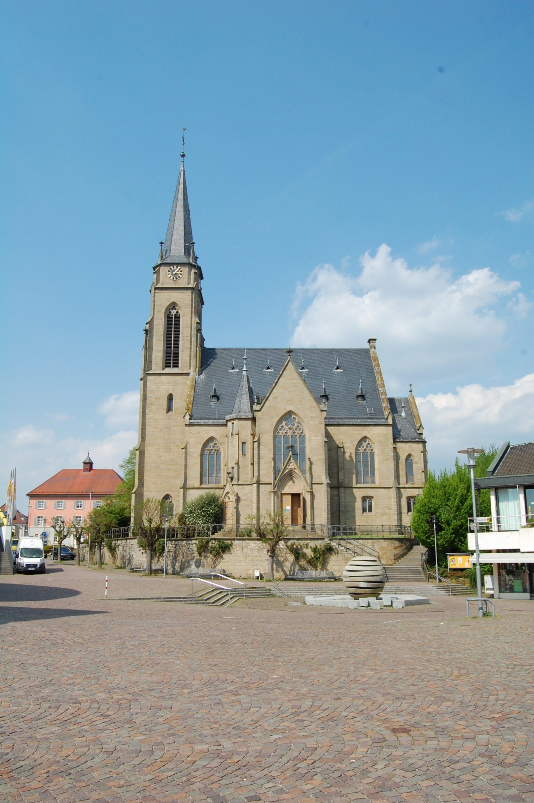 Kirche in Bad Rappenau