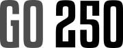 Logo GO250 Oltimer-Reisen im Goggo Coupé TS 250