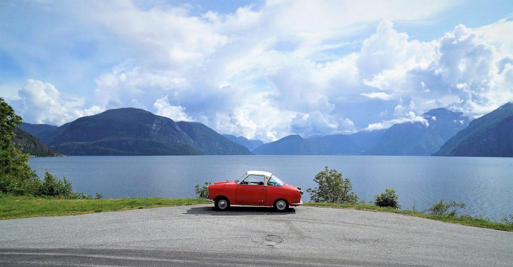Goggo-Touren: Mit dem Oldtimer Skandinavien erfahren und entschleunigen